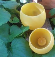 Pure Beeswax Luminarie Candle; 100% beeswax, Beeswax Light, Night Light