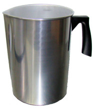 Pouring Pitcher, 2 Quart Melting Pot, for Candle Making