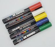 Queen Marking Pens, Set of 5