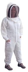 Ventilated Suit w/ Domed Veil- Mann Lake
