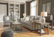 Alandari Gray Sofa & Loveseat