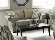 Loveseat: Marlo Graphite
