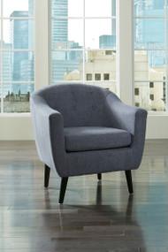 Klorey Denim Accent Chair
