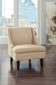 Clarinda Cream Accent Chair