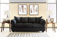 Darcy Black Sofa/Couch