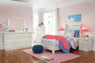 Dreamur Champagne 5 Pc. Twin Bedroom Collection