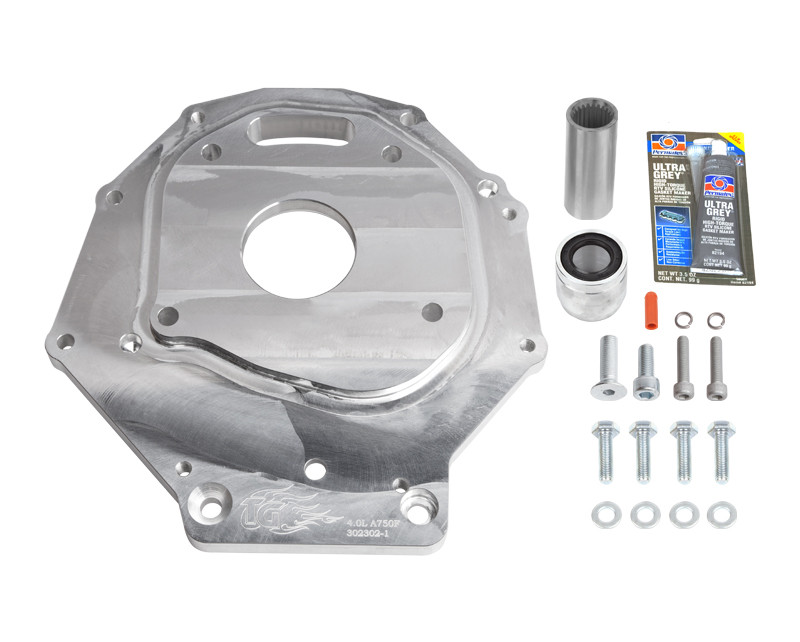 Tacoma T-Case Adapter Plate Kit, 4 0L, Auto