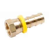 Low Pressure Return Fitting, For Use With TG Power Steering Hoses