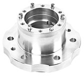 Toyota Solid Axle Wheel Hub, OEM and Creeper Style, Trail-Gear