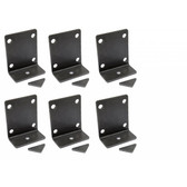 Rock Slider Mounting Kit, 6 Leg