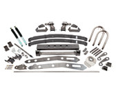 Tacoma Solid Axle Swap SAS Kit A, Trail-Gear