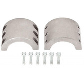 Outer Tube Clamps, Trail-Gear