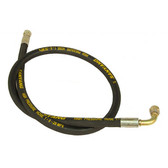 "Hydraulic Ram Steering Hose, 50"" Long"