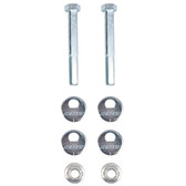 Heavy Duty Jeep Front Cam Bolt Kit