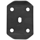 Toyota U-Bolt Flip Plate, Single