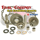 Suzuki Samurai Transfer Case Gear Set (6.5:1 Low Gear)