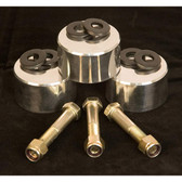 Samurai Heavy Duty Transfer Case Mounts