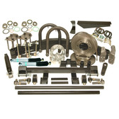 Toyota Solid Axle Swap Kit, Trail-Gear IFS Eliminator Kit
