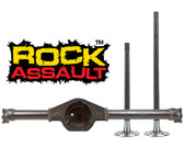 Samurai Rock Assault Rear Axle Kit (Includes Axle Shafts)