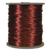 Satin Cord (Rat Tail), Rust, 3mm, 12 yard length, (12 yards cut)