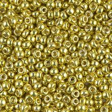 Japanese Miyuki Seed Beads, size 8/0, SKU 189008.MY8-4205, duracoat galvanized zest, (1 26-28 gram tube, apprx 1120 beads)