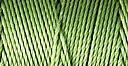 C-LON B-E-A-D C-O-R-D, #18 braided nylon multi-filament cord, 86 yards per bobbin, .5mm, olivine (like light olive), (1 large bobbin)