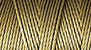 C-LON B-E-A-D C-O-R-D, #18/TEX 210 braided nylon multi-filament cord, 86 yards per bobbin, .5mm, golden olive, (1 large bobbin)