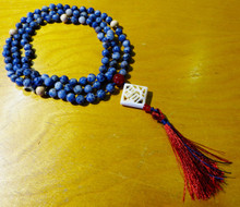 MALA NECKLACE (class fee plus kit)