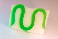 Pear glycerin soap