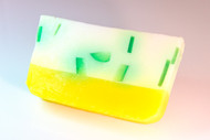Lemongrass glycerin soap