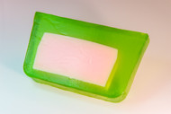 Strawberry Kiwi glycerin soap