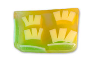Pineapple Paradise glycerin soap