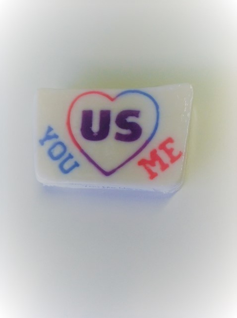 You Me Us glycerin soap
