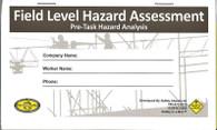 Field Level Hazard Assessment - Pre-Task