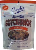 Carole's Soycrunch Sesame, 6 oz.