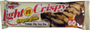 Glenny's Light n Crispy Fudge Dip Soy Bar, .56 oz