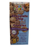 Gak's Snacks Organic Chocolate Chip Mini Cookies, 5 oz.