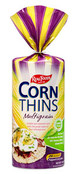 Real Foods Corn Thins Multigrain