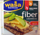 Wasa Fiber Crispbread, Case of 12 x 8.1 oz.