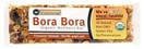 Wellements Bora Bora Organic Wellness Bar Cinnamon Oatmeal, Case of 6 x 1.4 oz.