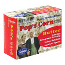 Newman's Own Pop's Corn Organic Microwave Popcorn Butter, 10.5 oz.