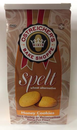 Ostreicher's Spelt Honey Cookies