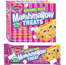 Glennys Brown Rice Marshmallow Treats Raspberry Jubilee, 4.25 oz.