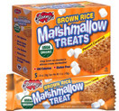 Glennys Brown Rice Marshmallow Treats Peanut Caramel, 4.25 oz.