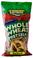 Landau Whole Wheat Pretzels Salted, 8 oz.
