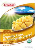 Erewhon Organic Aztec Crunchy Corn & Amaranth Cereal, 10 oz.
