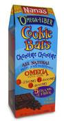 Nana's Omega Fiber Cookie Bars Chocolate Chocolate, 6.17 oz.