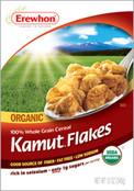 Erewhon Organic Kamut Flakes, 12 oz.