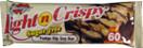 Glenny's Light n Crispy Chocolate Chip Cookie Dough Bar, .56 oz