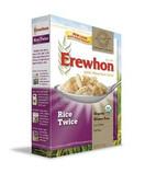 Erewhon Whole Grain Rice Twice Gluten Free Cereal, 10 oz.